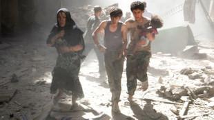 Esed varil bombasıyla saldırdı: 10 ölü