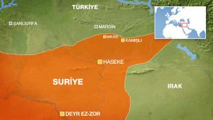 Türkiye sınırına askeri uçak düştü !