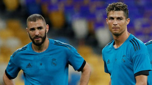 Benzema da Madrid'den ayrılıyor !