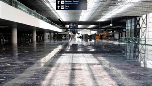 Bodrum Havalimanı'nda dehşet ! Tatil çok kötü bitti