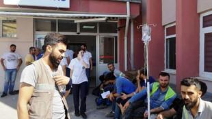 İzmir'de zehirlenen işçi sayısı 2 bini aştı