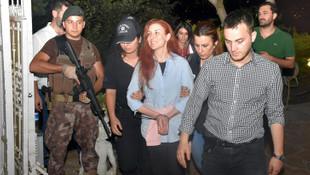 Şener Şen'in yeğeni Aslı Süme Efeoğlu tutuklandı