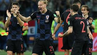 Hırvatistan çeyrek finalde !