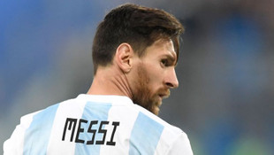 Lionel Messi kameralara yakalandı