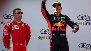 Avusturya'da zafer Verstappen'in !