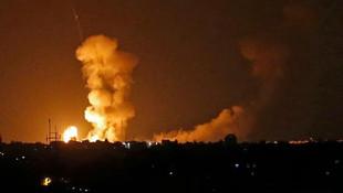 İsrail'den tank ve toplarla Gazze'ye saldırıyor