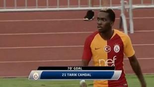 Galatasaray maçında skandal hata ! 'Tarık Çamdal'