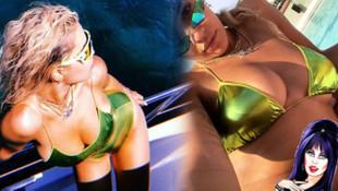 Rita Ora'dan tatil paylaşımları