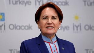 İYİ Parti'den flaş açıklama: Akşener tek aday olacak