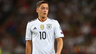 Almanya Futbol Federasyonu'ndan Mesut Özil açıklaması !