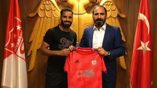 Douglas resmen Sivasspor'da