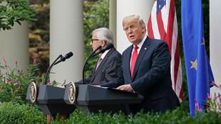 AB ile ABD ticaret konusunda anlaştı