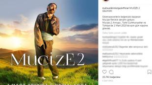 Mahsun Kırmızıgül müjdeyi verdi: ''Mucize 2'' geliyor