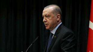 Erdoğan: ''Türkiye geri adım atmaz''