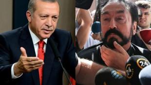Erdoğan'ın Adnan Oktar yorumuna yanıt geldi !