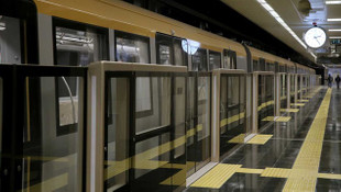 İstanbul'da sürücüsüz metro 3 gün daha hizmet vermeyecek