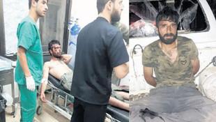 İki terörist böyle yakalandı
