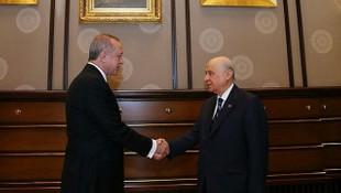 Yeni kabine öncesi MHP'li Bakan ve bürokrat zirvesi