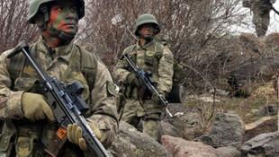 Giresun'da teröristlerle sıcak çatışma: 1 asker şehit oldu