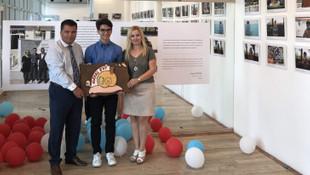 ''Bizim hayallerimiz'' fotoğraf sergisi açıldı