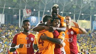 Ankaragücü - Galatasaray: 1-3