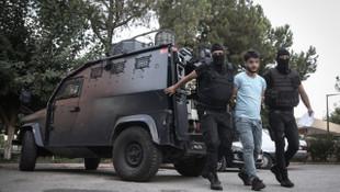 PKK'nın sokak çetelerine darbe: 4'ü çocuk 12 kişi gözaltında