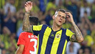 Fenerbahçe - Benfica maç sonucu: 1-1