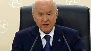 MHP lideri Bahçeli'den sert açıklama: Buna sessiz kalamayız