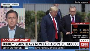 Amerikan kanalında Trump'ı çıldırtacak yorum