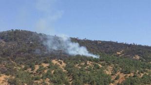 Sosyal medyada ''Dersim yanıyor'' yalanı