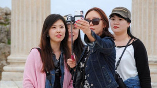 Bir şarkıyla Çinli turist sayısında patlama yaşandı !