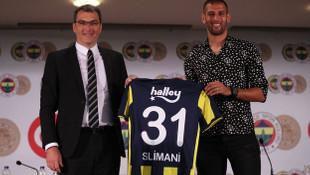 Slimani resmen Fenerbahçe'de !
