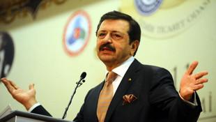 TOBB Başkanı Hisarcıklıoğlu'ndan iflas listesi tepkisi