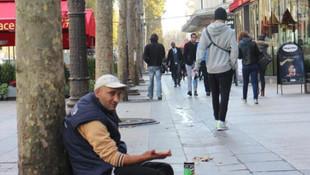 Bu şehirde sokakta oturmak yasaklandı !
