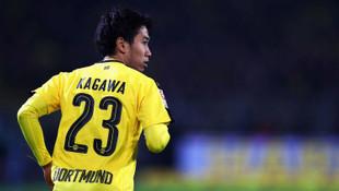 Dortmund'dan Beşiktaş'a Kagawa yanıtı !