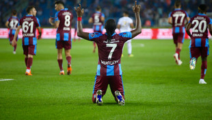 Trabzonspor - Sivasspor: 3-1