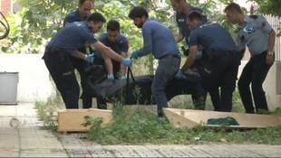 Kadıköy'de erkek cesedi bulundu