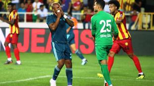 Fenerbahçe'ye Malatya'da şok