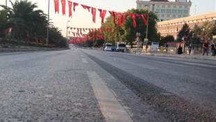 Dikkat ! İstanbul'da bu yollar kapalı olacak...