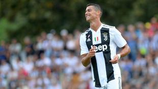 Juventus'ta Ronaldo çılgınlığı !
