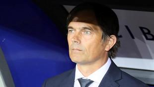 Cocu resmen açıkladı: Giuliano ayrılacak