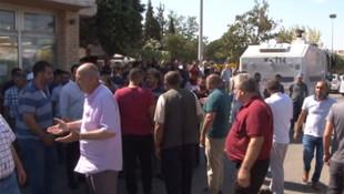 İstanbul'da kurban kesim kavgası