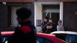 İspanya'da polise saldırı girişimi