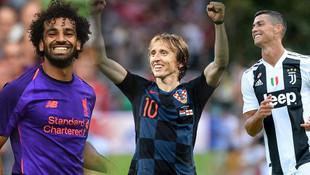 'UEFA Yılın Oyuncusu' adayları açıklandı ! Yıldız isim yok...