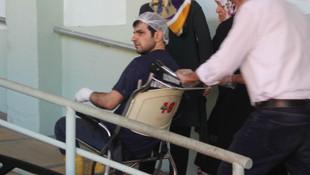 Acemi kasaplar hastanelere akın etti