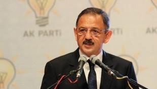 AK Partili Mehmet Özhaseki: ''Partiden attık''