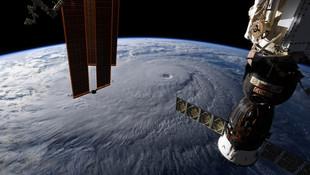 NASA uzaydan korkutan görüntüyü çekti !