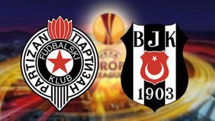 Partizan - Beşiktaş maçının kanalı belli oldu !