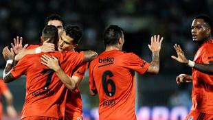Partizan - Beşiktaş: 1-1