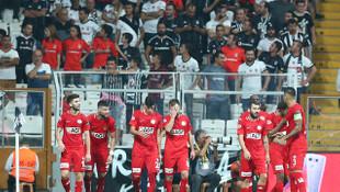 Beşiktaş - Antalyaspor : 2-3